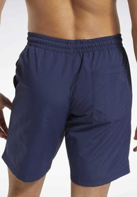 Reebok - UTILITY ESSENTIALS TRAINING 1/2 - Pantaloncini sportivi - blue - 4