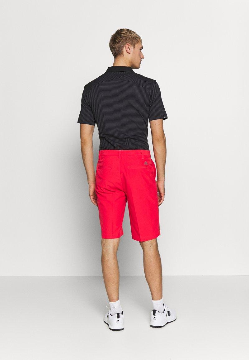 adidas Golf - SHORT - Korte sportsbukser - real coral