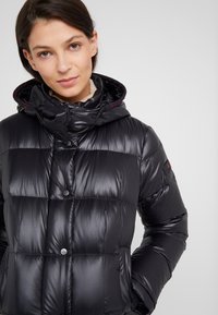 Peuterey - WATER REPELLENT BRYCE  - Down jacket - black - 5