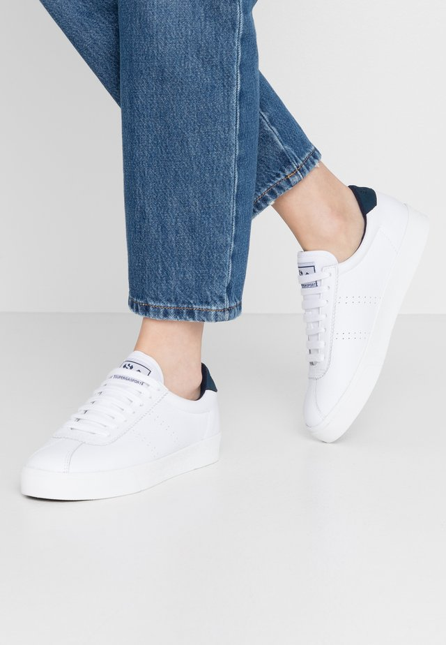 2843 - Trainers - navy/white