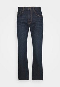 GAP - V-STRAIGHT OPP SUN CITY - Jeans straight leg - dark wash - 0
