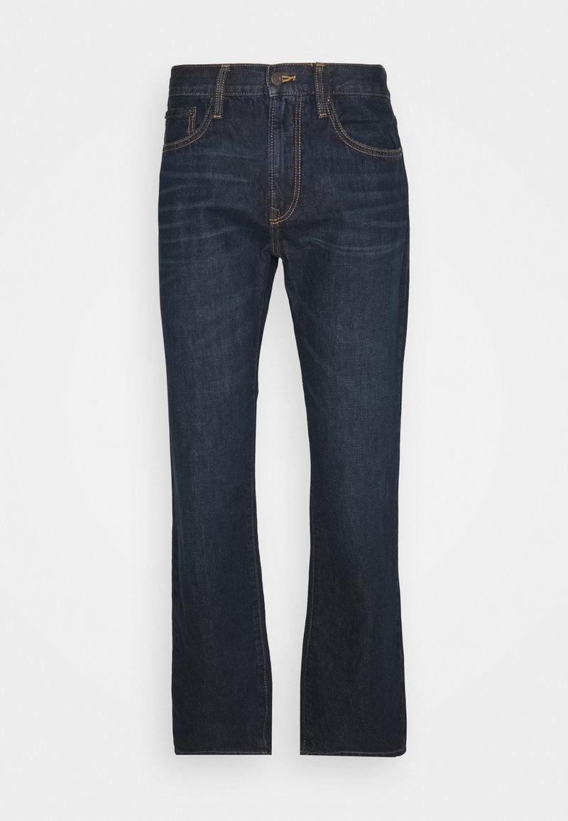 GAP - V-STRAIGHT OPP SUN CITY - Jeans straight leg - dark wash