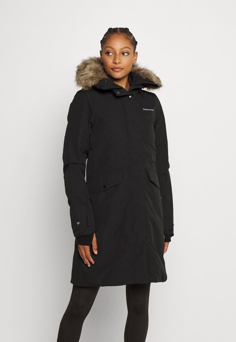 Didriksons - ERIKA - Winter coat - black
