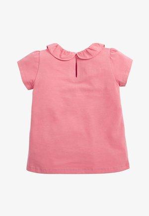 SHORT SLEEVE - Print T-shirt - pink