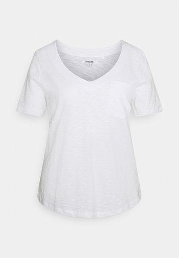 UTILITY - Basic T-shirt - white