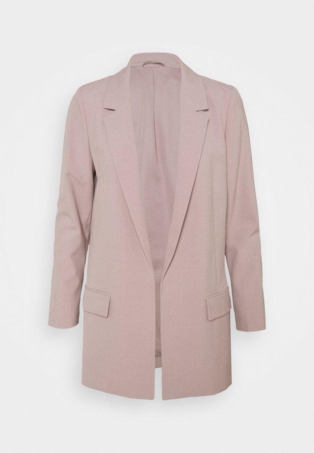 ALEIDA - Short coat - dusty pink
