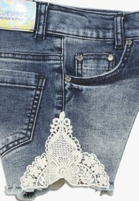 Blue Effect - GIRLS - Denim shorts - blue denim - 4