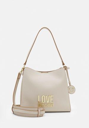 HOBO - Handtasche - white