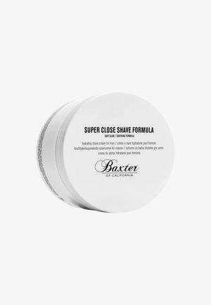 SUPER CLOSE SHAVE FORMULA 120ML - Shaving cream - white