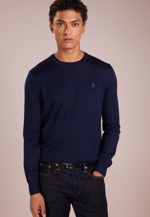 Sweter - hunter navy