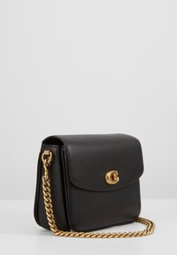 Coach - POLISHED PEBBLED CASSIE CROSSBODY - Handbag - black - 4