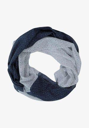 Snood - mattes nachtblau