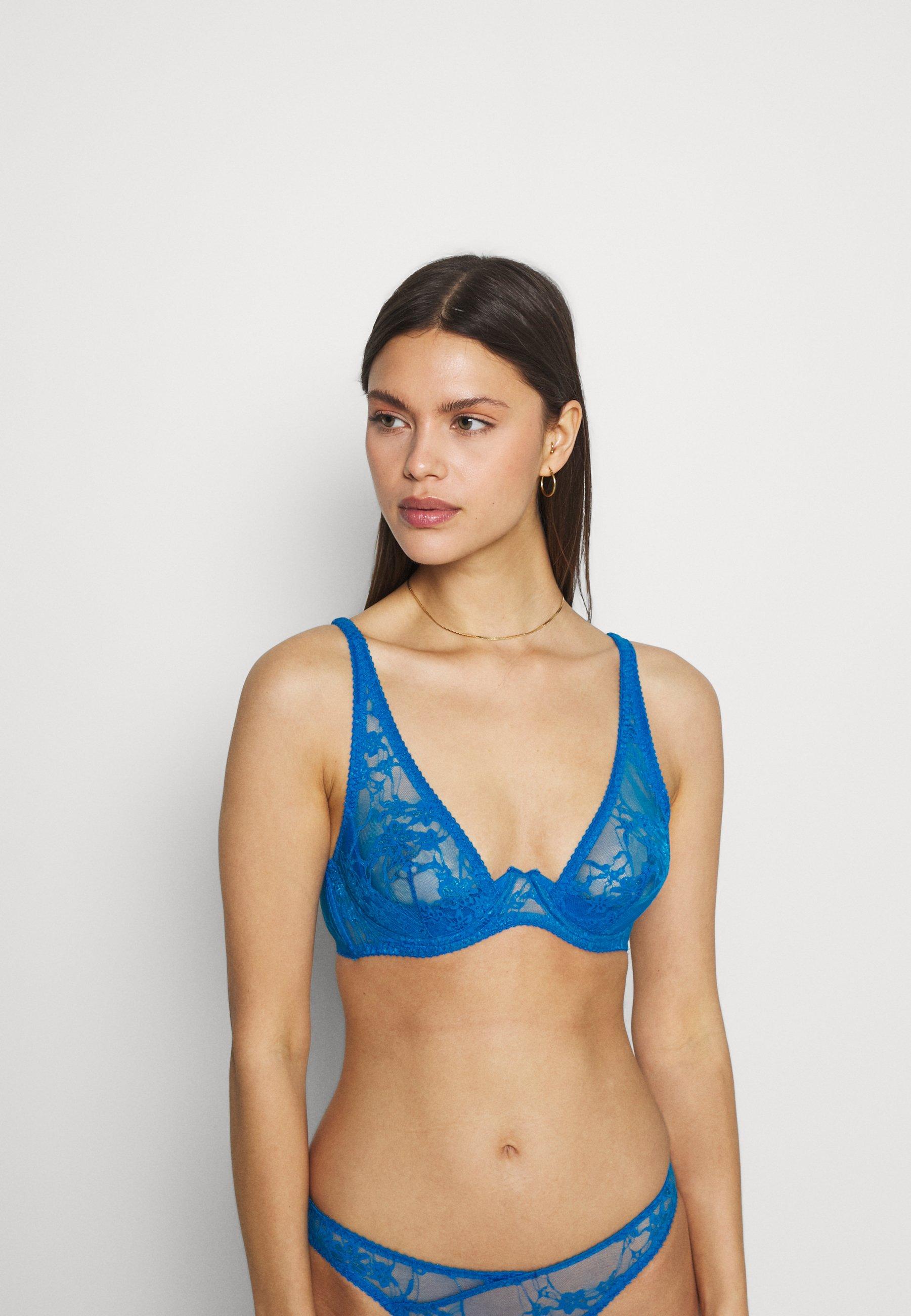 Women MAE HIGH APEX PLUNGE BRA - Underwired bra
