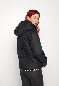 Nike Sportswear - CLASSIC TAPE - Light jacket - black/white - 3