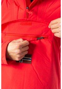 Napapijri - Winter jacket - mottled dark red - 4