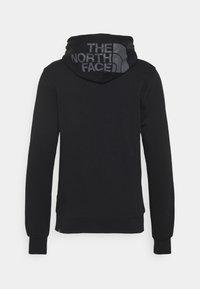 The North Face - SEASONAL DREW PEAK LIGHT - Luvtröja - black - 5