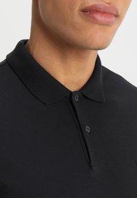 Scotch & Soda - CLASSIC CLEAN - Polo shirt - black - 4