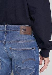 G-Star - ARC 3D SLIM - Jeans slim fit - accel stretch - dk aged - 5