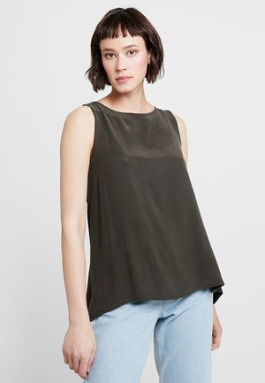 IGNATA - Blouse - oliv green