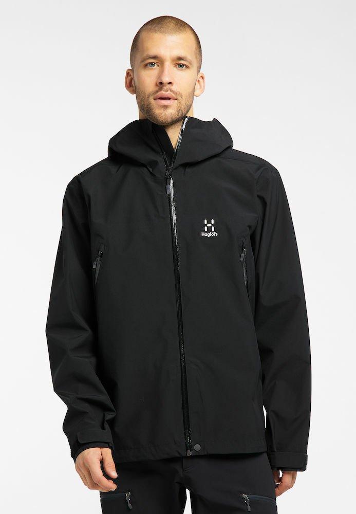 Haglöfs - ROC GTX JACKET - Hardshell jacket - true black
