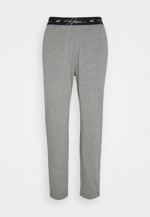 LOUNGE BOTTOM JOGGERS - Pyjamasbyxor - grey