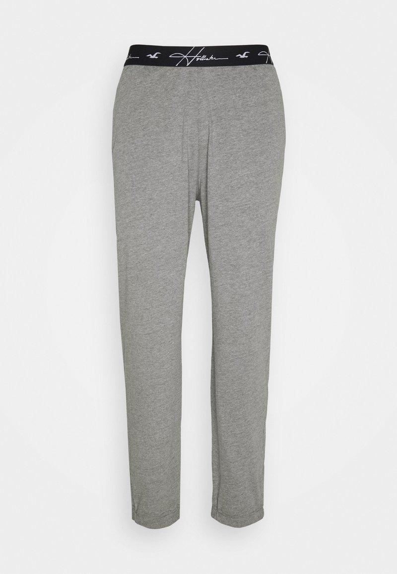 Hollister Co. - LOUNGE BOTTOM JOGGERS - Bas de pyjama - grey