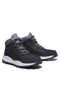 Timberland - SPRINT - Höga sneakers - jet black - 3