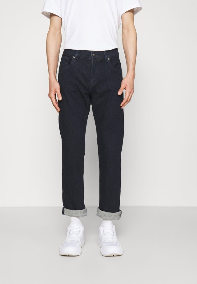 LEGEND - Jeans a sigaretta - rinse blue