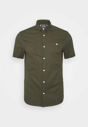 SHORT SLEEVE SHIRT  - Shirt - khaki