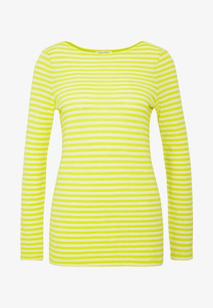 LONG SLEEVE - Long sleeved top - multi/juicy lime