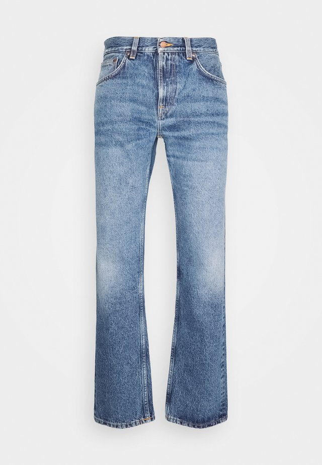 GRITTY JACKSON - Straight leg jeans - pure spring