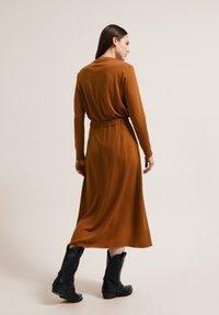 ARMEDANGELS - TERESAA - Long sleeved top - ginger - 2