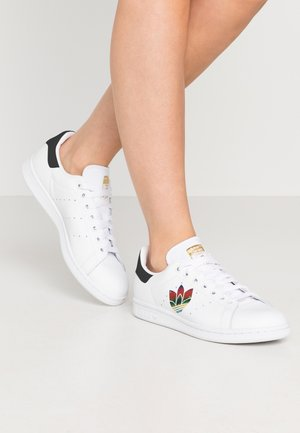 STAN SMITH - Zapatillas - footwear white/core black/gold metallic
