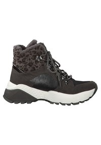 s.Oliver - High-top trainers - dark grey - 3