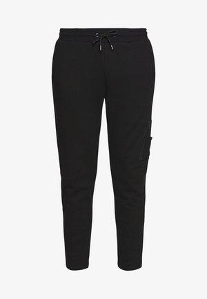 JOGGER - Pantaloni sportivi - black