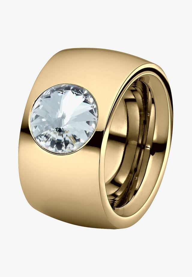 DAMENRING COMA - Bague - gold-coloured
