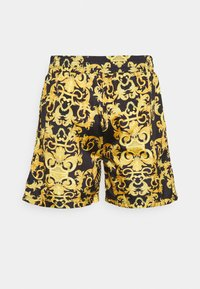 Versace Jeans Couture - CAMEO ALLOVER  - Shorts - black - 6