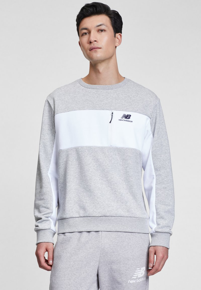 New Balance - Sweatshirt - grey