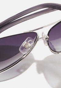 Swarovski - Sunglasses - shiny palladium-coloured/smoke - 4