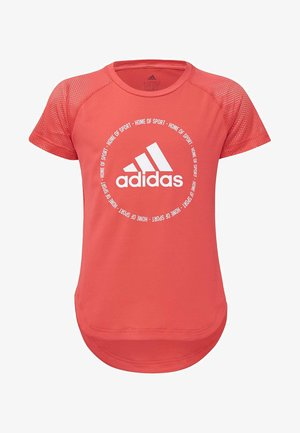 BOLD T-SHIRT - Print T-shirt - pink