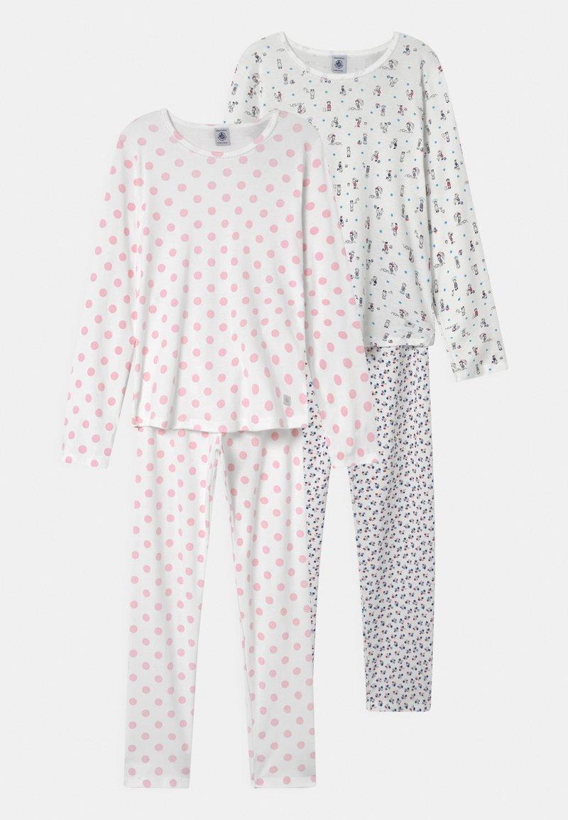 Petit Bateau - PRINTED 2 PACK - Pyjama set - multi-coloured