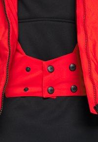 CMP - MAN JACKET FIX HOOD - Ski jacket - tango - 4