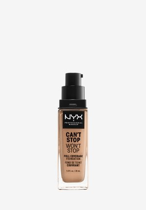 CAN'T STOP WON'T STOP FOUNDATION - Foundation - 10 buff