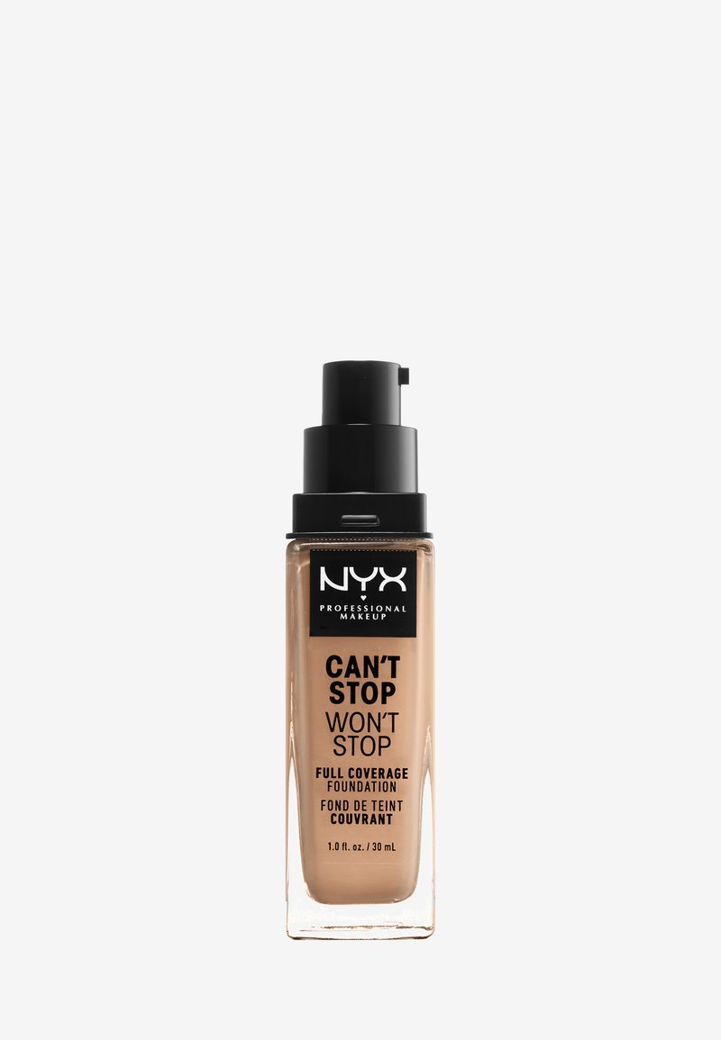 Nyx Professional Makeup - CAN'T STOP WON'T STOP FOUNDATION - Foundation - 10 buff