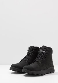 Timberland - BROOKLYN 6 INCH BOOT - Lace-up ankle boots - black - 2