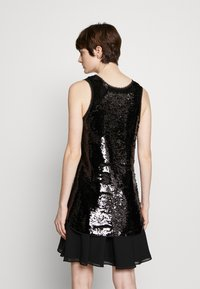 Emporio Armani - DRESS - Sukienka koktajlowa - black - 2