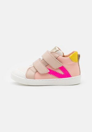 SYLVESTER - High-top trainers - nude