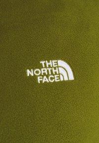 The North Face - MENS GLACIER 1/4 ZIP - Fleece jumper - fir green - 5