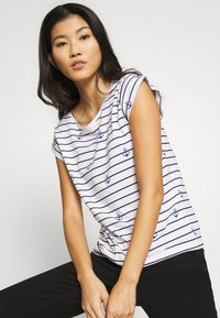 Anna Field - Print T-shirt - white - 3