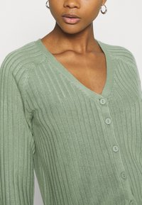 ONLY - ONLAMALIA - Cardigan - hedge green - 5